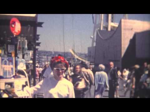 Vintage Roadtrips - 1962 Seattle World's Fair