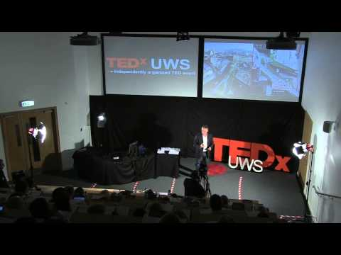 Transformational power of architecture: David Ross at TEDxUWS