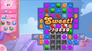 Candy Crush Saga Level 696-698