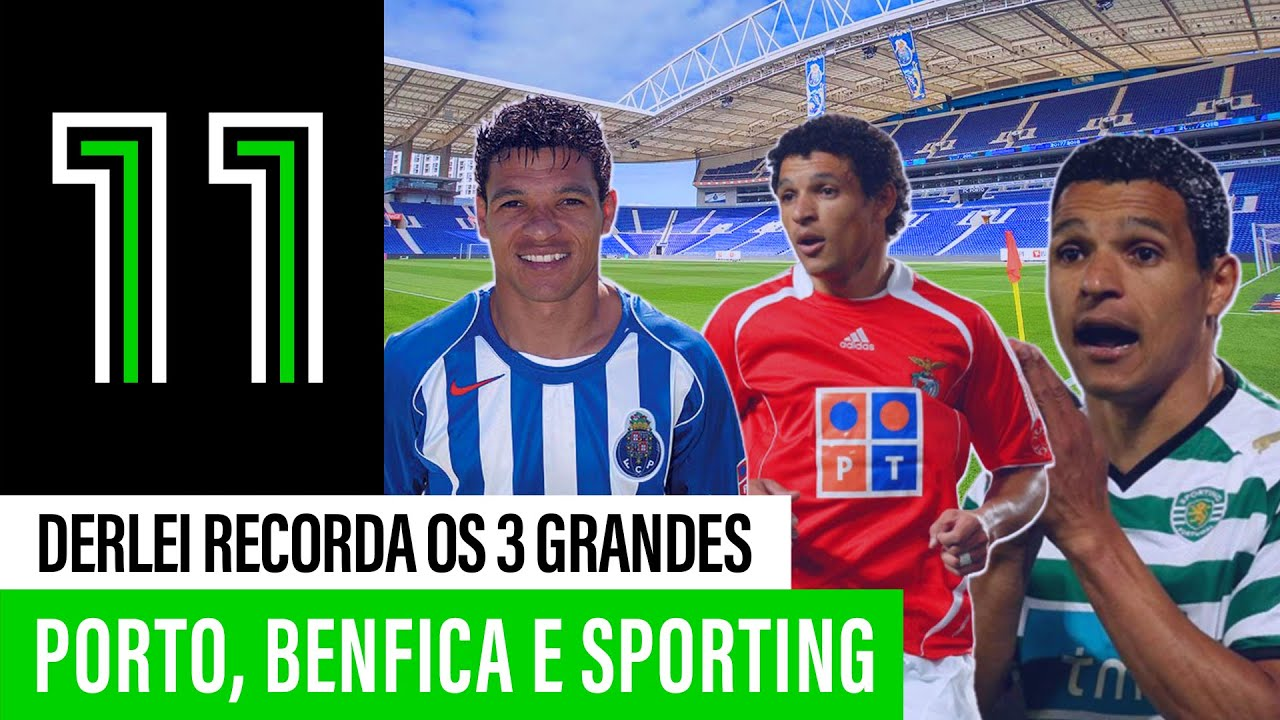 Derlei Fala Sobre Porto Benfica E Sporting Youtube