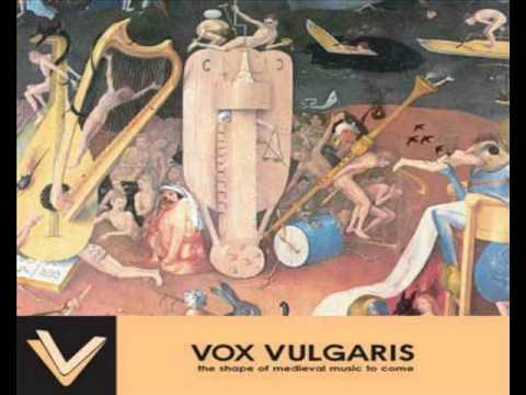 Medieval  - Vox Vulgaris - The Shape Of Medieval  To Come