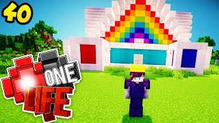 SCOTT'S FUN HOUSE - Minecraft One Life SMP EP40