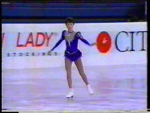 Shelby Lyons USA - 1996 World Junior Championship LP