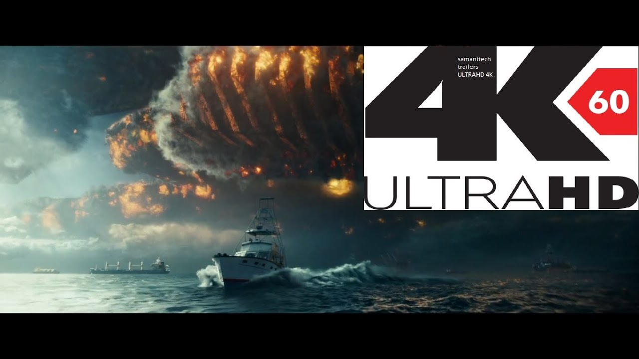 Independence Day  Resurgence   Official Trailer HD   4K 60FPS HFR[UHD] ULTRA HD