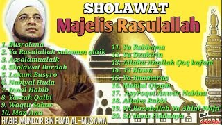Download Kumpulan Sholawat Terbaik MAJELIS RASULALLAH -Mp3