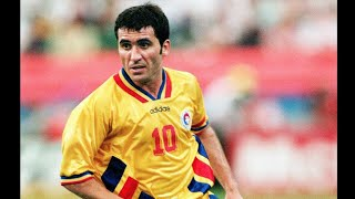 Football's Greatest - Gheorghe Hagi