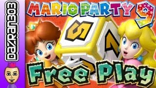 ALL MINIGAMES | Mario Party 9 Free Play Gameplay #12