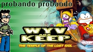 Vídeo Wyv and Keep: The Temple of the Lost Idol