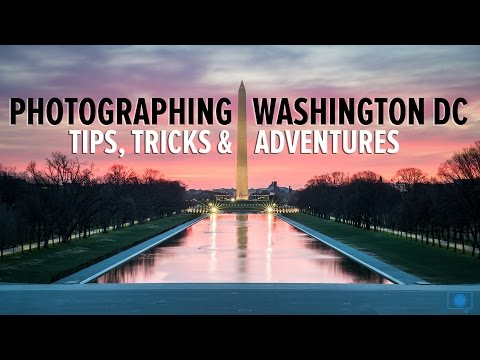 Photographing Washington DC - Cherry Blossoms, Sunrise Monuments - Tips, Tricks and Adventure!
