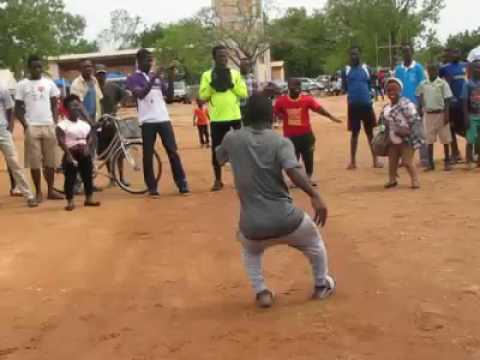 Best Dance video of midgets(imps) in Ghana