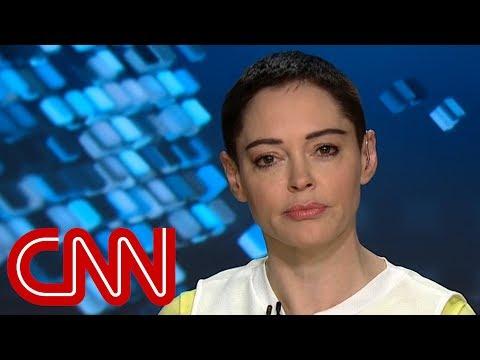 Rose McGowan issues warning to Harvey Weinstein