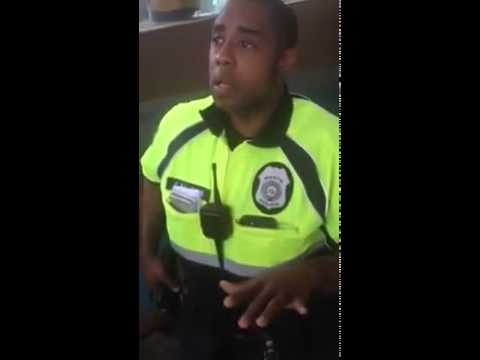 Know Your Rights Marta Cop Tries To Detain Man With Firarm
