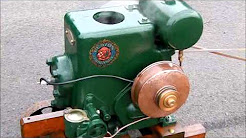 S&KWSEG at Lower Dicker 2013 - Vintage Stationary Engines -