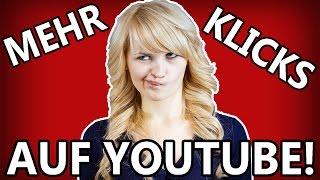 Mehr Klicks / Abonnenten auf Youtube bekommen! So funktioniert die Youtube Suche!
