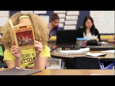 Books for Hoover Elementary School