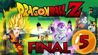 EL FINAL DE LA AVENTURA - DragonBall Z #5 - [LuzuGames]