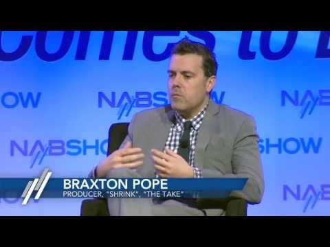 """How """"The Canyons"""" Redefined the Face of Filmmaking: A Conversation with Braxton Pope (NAB Show 2013)"""