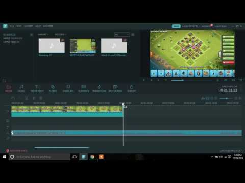 How To Add Music Track In A Video  Wondershare Filmora