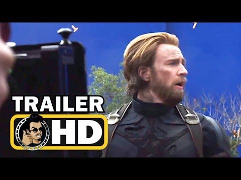 AVENGERS: INFINITY WAR B-Roll Footage Trailer IMAX (2018) Marvel Superhero Movie HD