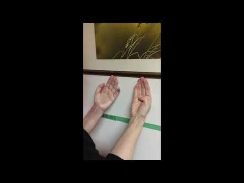 Wrist and Hand Physiotherapy after Distal Radius Fracture