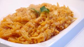 Kapuska Yemeği Tarifi | Kapuska Nasıl Yapılır