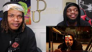 J COLE FREESTYLE | FUNK FLEX HOT 97 (REACTION)