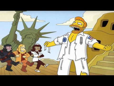 Simpsons Musical