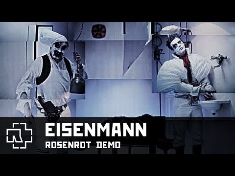 Rammstein - Eisenmann (Unrealesed demo song)