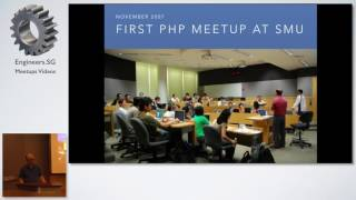 10th Anniversary Meetup - Singapore PHP User Group
