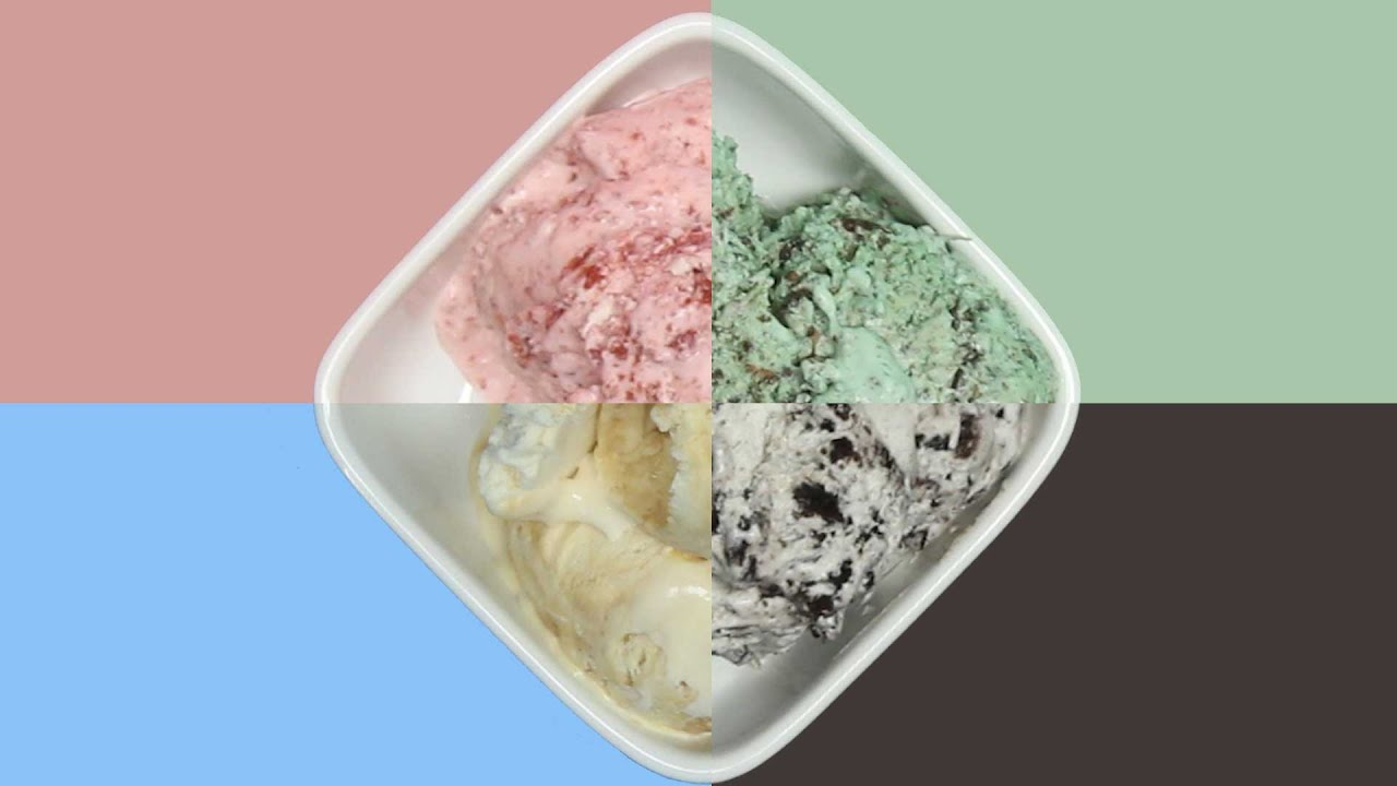 The easiest way to make ice cream youtube the easiest way to make ice cream ccuart Gallery