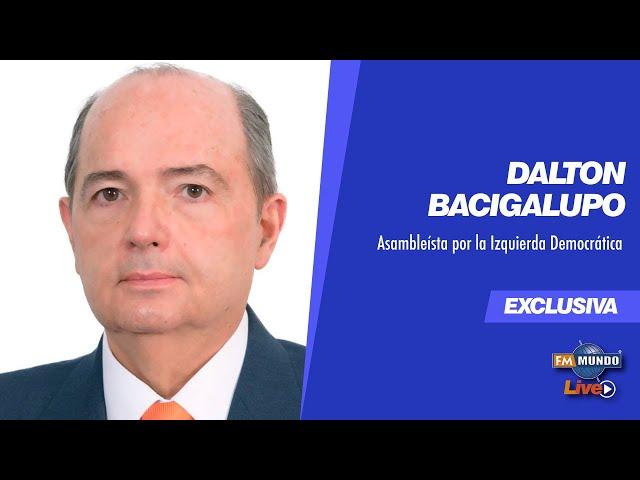 Proceso de Vacunación en la Asamblea Nacional y trabajo parlamentario, invitado #DaltonBacigalupo