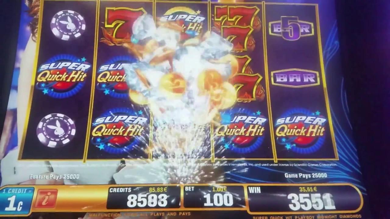 Playboy Quick Hits Slot Machine