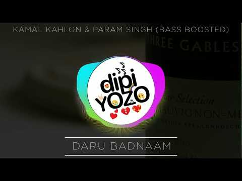 daru-badnaam-kardi-remix-(bass-boosted)-|-kamal-kahlon-&-param-singh-|-latest-punjabi-viral-song-|