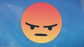Emoji Angry facebook