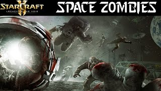 Space Zombies - Starcraft 2 Mod