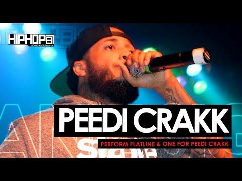 Beanie Sigel Brings Out Peedi Crakk To Perform
