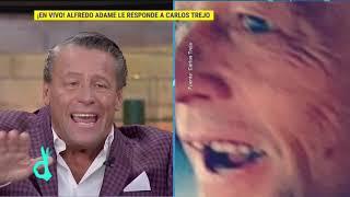 ¡Alfredo Adame reta a Carlos Trejo! | De Primera Mano