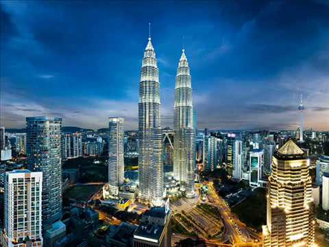 Top Ten Skylines in Malaysia
