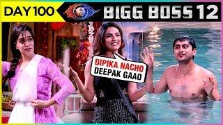 Jasmine Bhasin Makes Deepak SING and Dipika DANCE | Bigg Boss 12 Episode Update