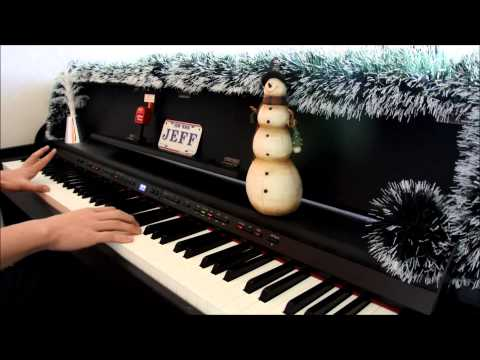 Jingle Bells Piano Cover (MERRY CHRISTMAS! :D)