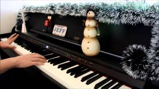 Jingle Bells Piano Cover (MERRY CHIRSTMAS! :D)