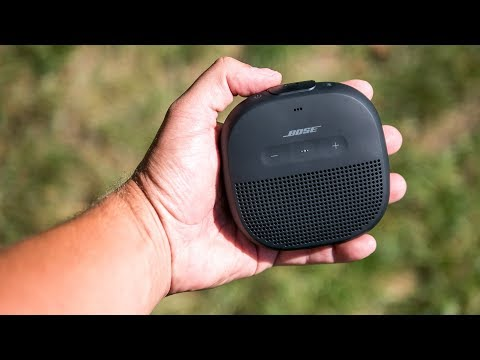 Bose Soundlink Micro - first impressions