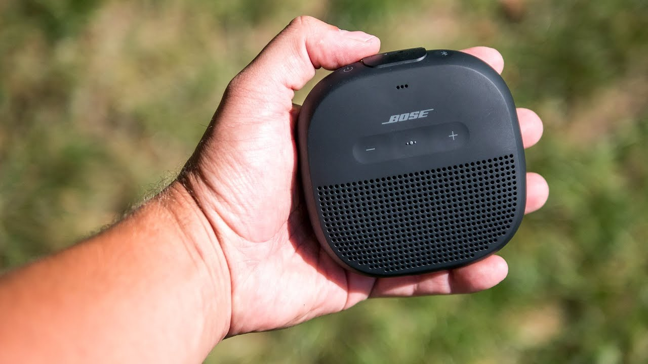 bose micro. bose soundlink micro - first impressions