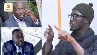 """Abou Diallo du Cos M23 : """"Il faut assainir la presse et la société civile"""" (Senego TV)"""