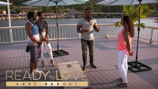 Khalfani and Anthony Meet Denice's Friend | Ready to Love | Oprah Winfrey Network