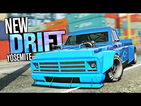 GTA 5 Online - NEW Declasse Drift Yosemite Customization! (Diamond Casino Heist)