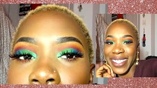 GRWM/ WATCH ME DO MY FACE JUST BECAUSE