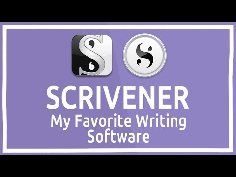 Writing Book The Top Reasons Why Scrivener Is My Favorite Writing Software