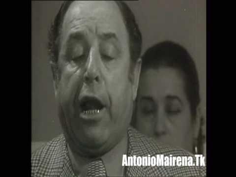 Antonio Mairena - Soleares de Alcala