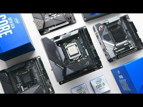 Best Z490 ITX Motherboards - Asus, MSI, ASRock, Gigabyte